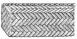 図1723 格子編み